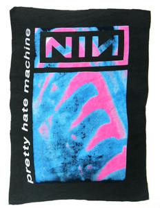 Nine Inch Nails Pretty Hate Machine Backpatch Test