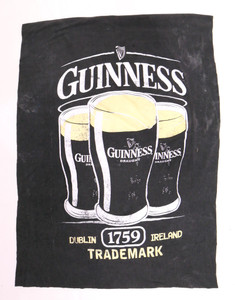 Guinness Pints Backpatch Test