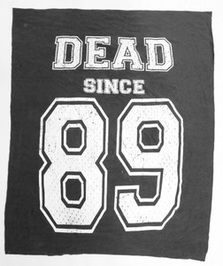 Dead Since '89 Backpatch Test