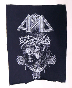 All Pigs Must Die God is War Backpatch Test