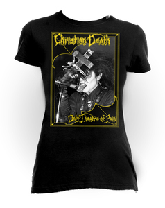 Christian Death - Only Theatre of Pain Girls T-Shirt