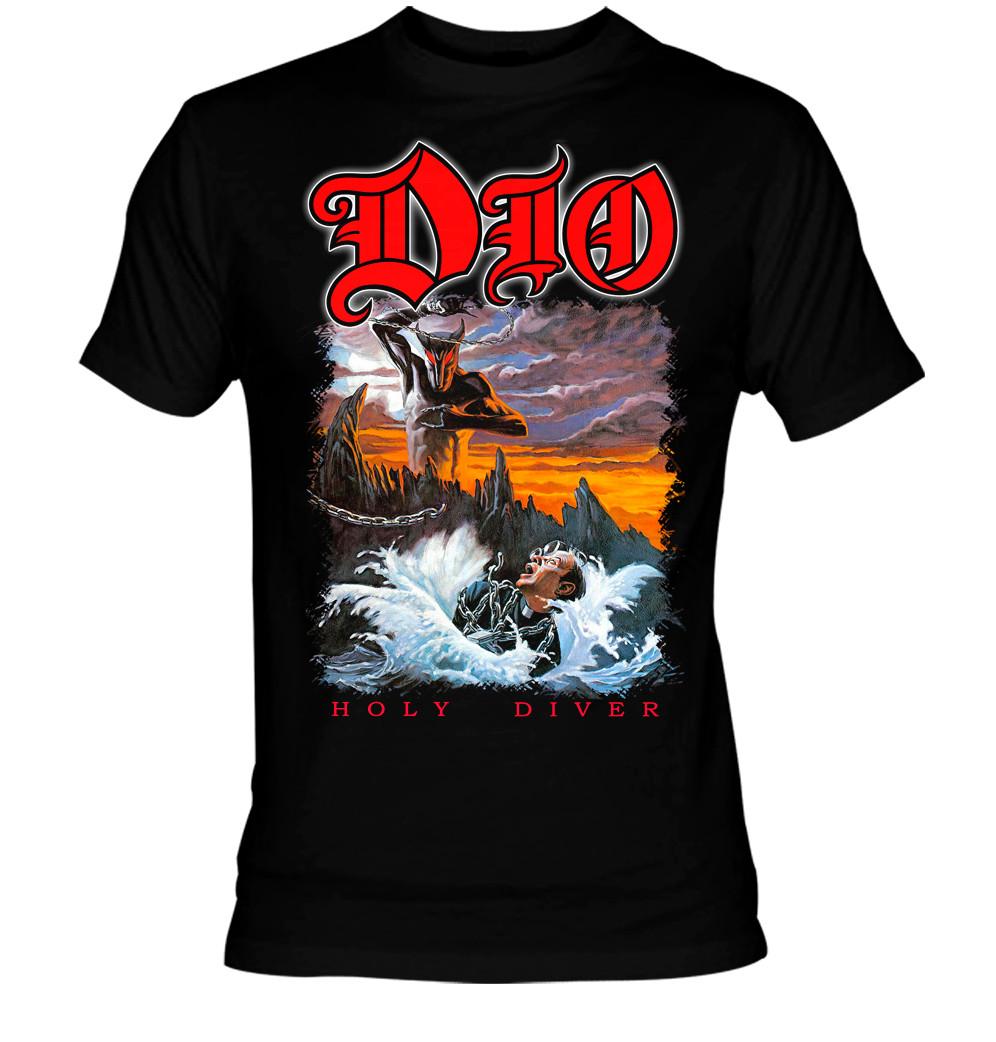 Dio Holy Diver Mini Guitar Keyring /& Pick US