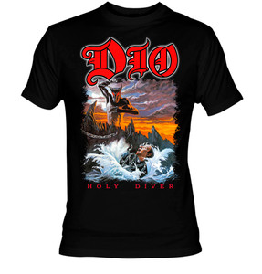 Dio Holy - Diver T-Shirt