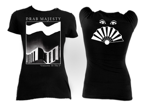 Drab Majesty - Unknown to the I Girls T-Shirt