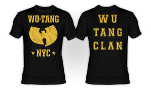 Wu-Tang Clan - NYC T-Shirt