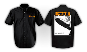 Led Zeppelin - Blimp Workshirt
