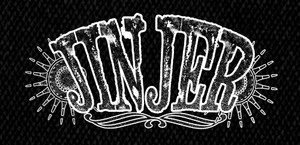 "JinJer 5x3"" Printed Patch"