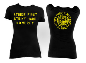 Cobra Kai -  Strike Hard Girls T-Shirt