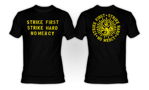 Cobra Kai -  Strike Hard T-Shirt