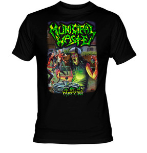 Municipal Waste - The Art of Partying T-Shirt