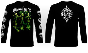 Cypress Hill - IV Long Sleeve T-Shirt