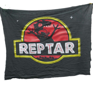 Reptar Backpatch Test print