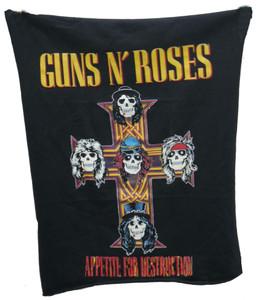 Guns N Roses Appetite Backpatch Test print