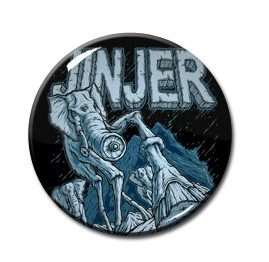 "Jinjer - Elephant  1.5"" Pin"