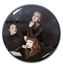 """Kaelan Mikla - Girls 1.5"""" Pin"""