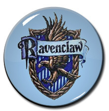 "Harry Potter - Ravenclaw Logo 1.5"" Pin"