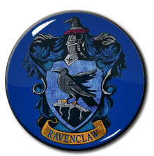 "Harry Potter - Ravenclaw Crow 1.5"" Pin"