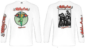 Motley Crue - Dr Feel Good Long Sleeve T-Shirt
