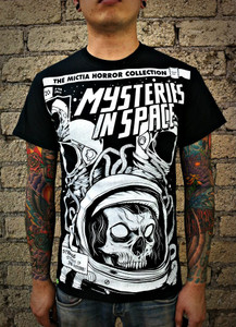 Mysteries In Space T-Shirt