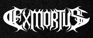 "Exmortus 5x2"" Printed Patch"