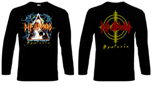 Def Leppard - Hysteria Long Sleeve T-Shirt