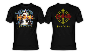 Def Leppard - Hysteria T-Shirt