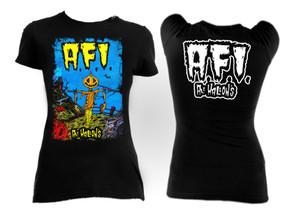 A.F.I. - All Hallows Girls T-Shirt