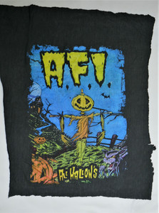 A.F.I. All Hallows - Test BackPatch