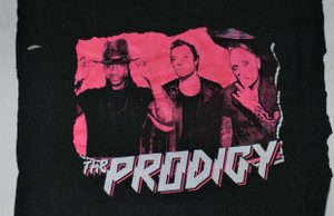 The Prodigy - Test BackPatch
