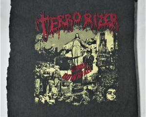 Terrorizer - World Downfall - Test BackPatch