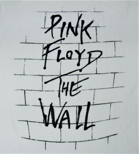 Pink Floyd - The Wall - Test BackPatch