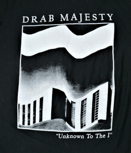 Drab Majesty - Unknown To The I - Test BackPatch