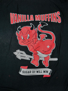 Vanilla Muffins - Sugar Oi! Will Win - Test BackPatch