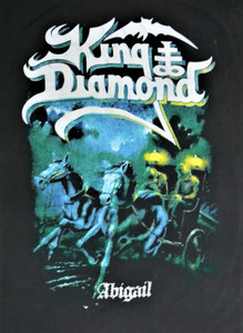 King Diamond -  Abigail - Test BackPatch