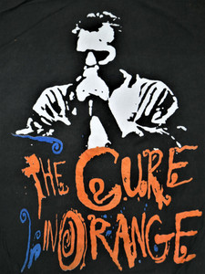 The Cure  - In Orange - Test BackPatch