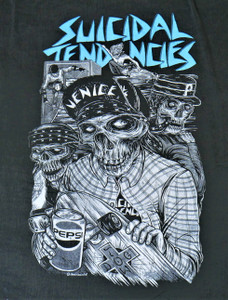 Suicidal Tendencies - Venice - Test BackPatch