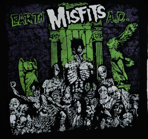 Misfits - Earth A.D. - Test BackPatch