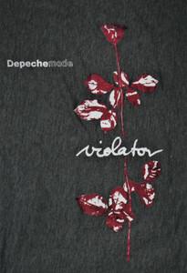 Depeche Mode - Violator - Test BackPatch