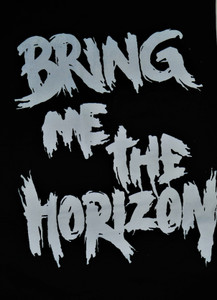 Bring Me The Horizon LOGO - Test BackPatch