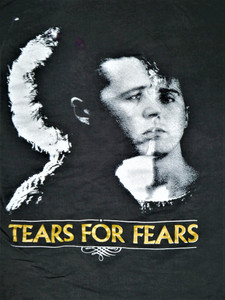Tears for Fears - Test BackPatch