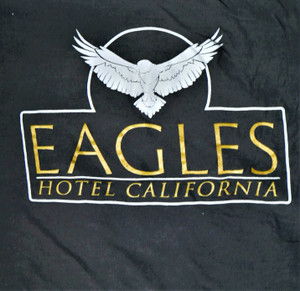 The Eagles - Hotel California - Test BackPatch