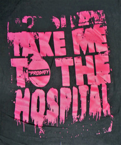 The Prodigy - Take Me To The Hospital - Test BackPatch