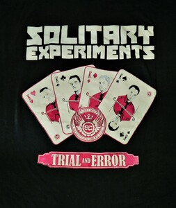 The Solitary Experiments - Trial and Error - Test BackPatch