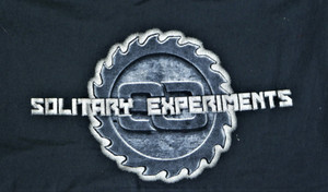 Solitary Experiments - LOGO - Test BackPatch