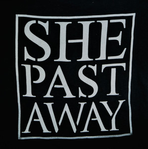 She Past Away - Test BackPatch