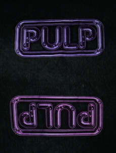 Pulp - double LOGO - Test BackPatch