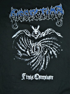 Dissection - Finis Omnium Test BackPatch