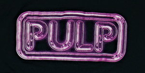 Pulp - Logo Test BackPatch