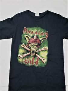 "Running Wild - T-Shirt Size S ""Misprinted"""