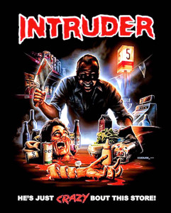 "Intruder - Crazy 4x5"" Movie Color Patch"